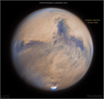 Nasas rover Perseverance has successfully touched down on Mars