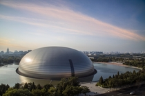 National Centre for the Performing Arts in Beijing China