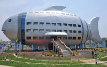 National Fisheries Development Board HQ in Hyderabad India