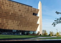 National Museum of African American History and Culture Washington DC cPhoto by Aboud Dweck