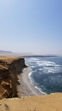 National Reserve Paracas Peru