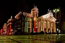 National Theater Ivan Vazov Sofia Bulgaria