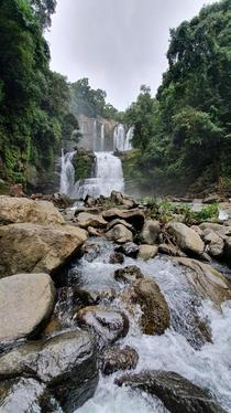 Nauyaca Waterfalls Costa Rica
