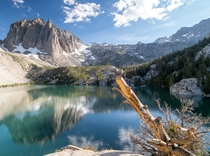 nd Lake - Big Pine Lakes Inyo National Forest