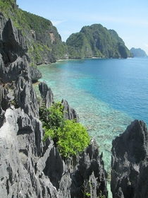 Near El Nido Palawan the Philippines