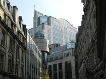 Near Fenchurch Street Station London