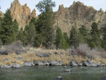 Near Smith Rock Bend Oregon