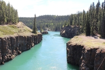 Near Whitehorse Yukon Territories