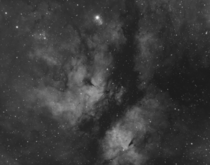Nebula In Cygnus