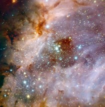 Nebula Messier  also known as the Omega Nebula or the Swan Nebula