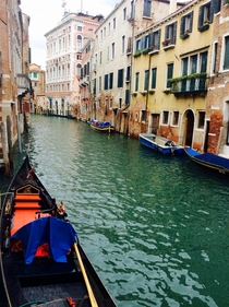 Needless to say living in Venezia Italy was pretty sweet