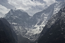 Nepal has some beautiful mountains