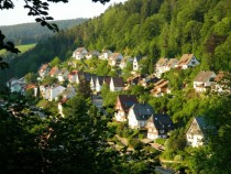 Nestled in the Black Forest - Triberg Gremany