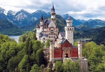 Neuschwanstein Castle Fssen Germany