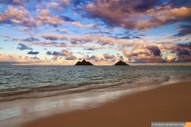 Never had a disappointing view here Lanikai Beach amp Mokolua Islands Hawaii
