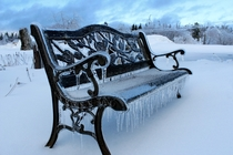 New Brunswick Canada - Blackout Ice Storm of    x