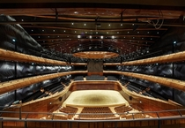 New concert hall of Polish National Radio Symphony Orchestra in Katowice
