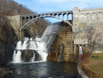 New Croton Dam - NY City water supply