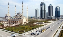 New developments in Grozny Chechnya Russian Federation