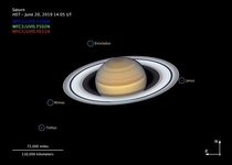 New HQ Image of Saturn