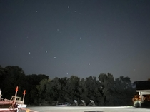 New iPhone captures the big dipper
