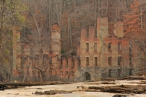 New Manchester Textile Mill Ruins Sweetwater Creek Douglas County Georgia  by Alan Cressler  x-post rHI_Res