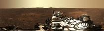 New panorama from the Mars Perseverance Rover