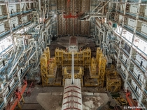 New photo of the USSRs abandoned Buran spacecraft Photo by Ralph Mirebs source in comments