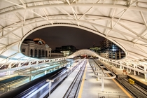 New train hall at Denver Union Station