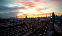 New York and the subway
