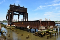 New York Central Railroad th Street Transfer Bridge