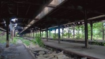New York Central Train Terminal Buffalo NY