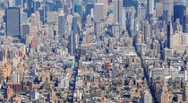 New York City Density