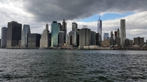 New York City Skyline Taken over the weekend