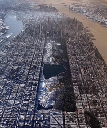 New York City What an amazing image
