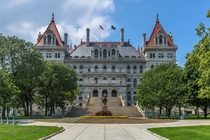 New York State Capitol Albany New York United States