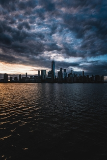 New York Sunrises from Jersey City - i_ampatrick - IG