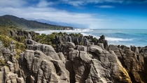 New Zealands relentless West Coast Punakaiki South Island
