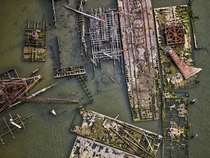 Newark Bay NJ Photo Jeffrey Milstein