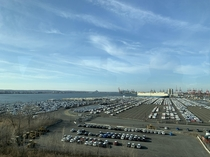 Newark NJ Seaport Looks endless
