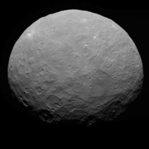 Newest Hi-Res Image of the Dwarf Planet Ceres