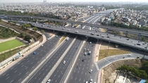 Newly inaugurated Delhi-Meerat Eastern Peripheral Expressway