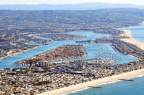 Newport Beach California