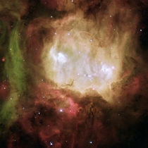 NGC  nicknamed the Ghost Head Nebula