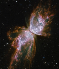 NGC - The Butterfly Nebula