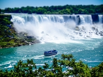 Niagara Falls tilt-shift Jul