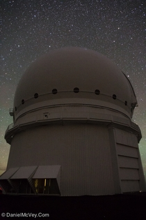 Night at the Mauna Kea Observatory Hawaii