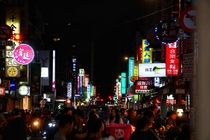 Night markets of Taipei