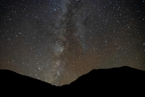 Night sky above Sun Valley thanks to the Central Idaho Dark Sky Reserve
