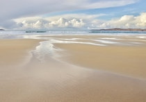 Nisabost Beach - Isle of Harris Outer Hebrides Scotland
